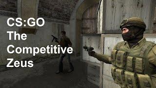 CS GO The Competitive Zeus