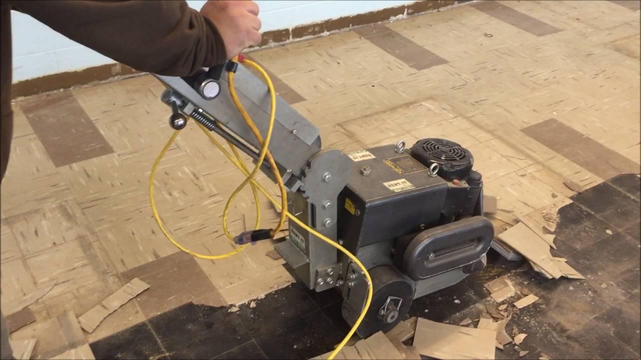The RentIt Store The Gladiator Floor Scraper YouTube - Wolff floor scraper