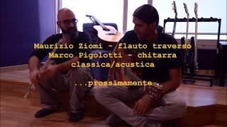 Maurizio Ziomi, Marco Pigolotti - La sera dei miracoli (promo)
