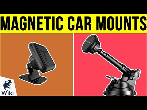 10 Best Magnetic Car Mounts 2019