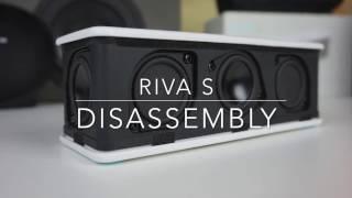 Riva S - Disassembly...