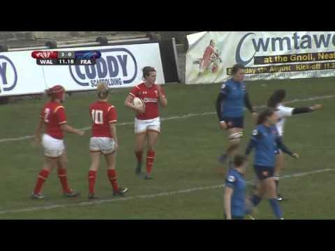 FULL MATCH: Wales Women v France Women