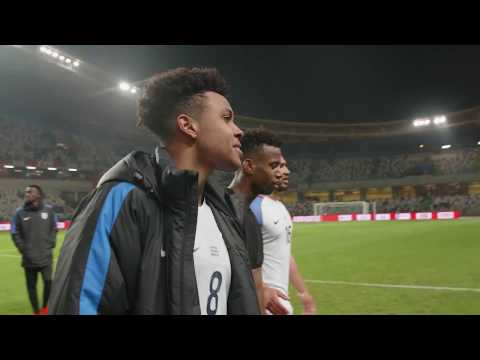 Weston McKennie Nets First Goal in First Cap | Milestones, Presented by Liberty Mutual Insurance