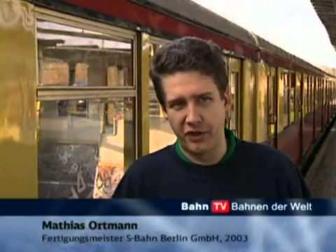 Bahn TV - DDR Eisenbahn - Historisches
