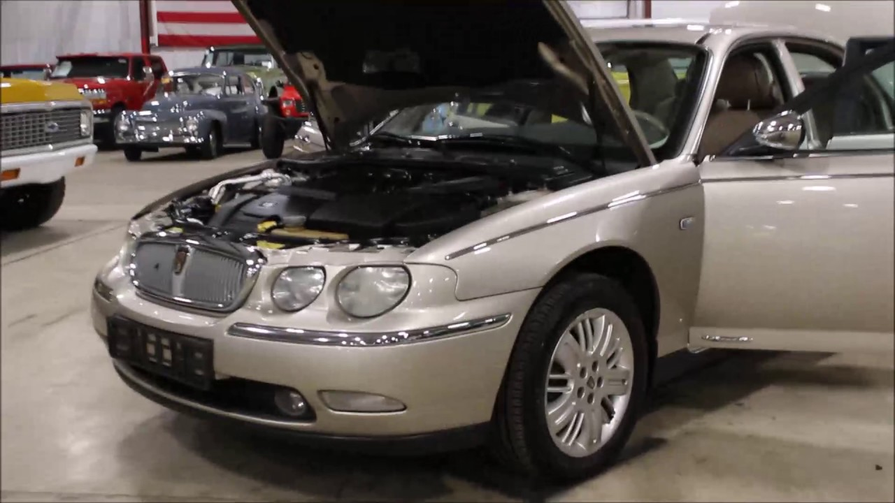 hight resolution of 2000 rover 75
