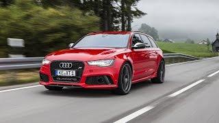 Audi RS6 Тест драйв от Anton Avtoman