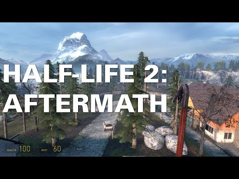 Half-Life 2: Aftermath - Blind Playthrough with commentary of some maps.