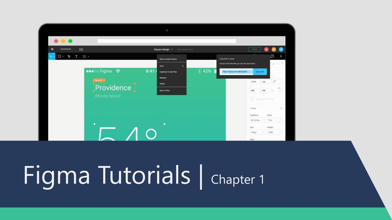UI Design Tutorial: Figma - Chapter 1 - Overview