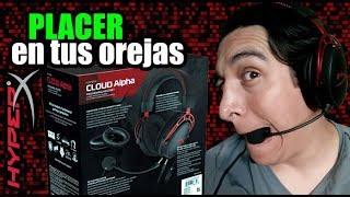 ¿Los audífonos de los campeones? veamos... HyperX Cloud Alpha Pro Gaming Headset - Droga Digital