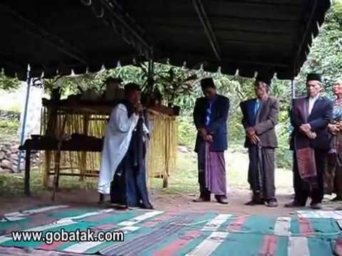 Ritual Orang Batak: Sejarah Raja Lontung & Siboru Pareme