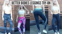 Better Bodies Leggings Try On & Review | Keltie O'Connor