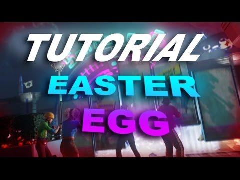 TUTORIAL EASTER EGG COMPLETO DE INFINITE WARFARE EN ESPAÑOL - YouTube
