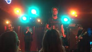 Anderson East Belly Up Solana Beach march 2018