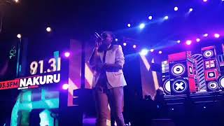 Fenamenal performance at Katika Festival Nakuru