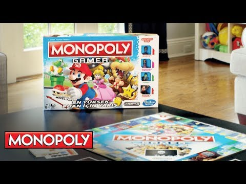 'Monopoly Gamer' Official TV Commercial - Hasbro Gaming Türkiye