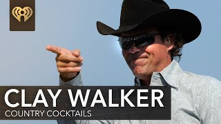 Clay Walker Teaches You How To Make His Favorite Drink! | Country Cocktails