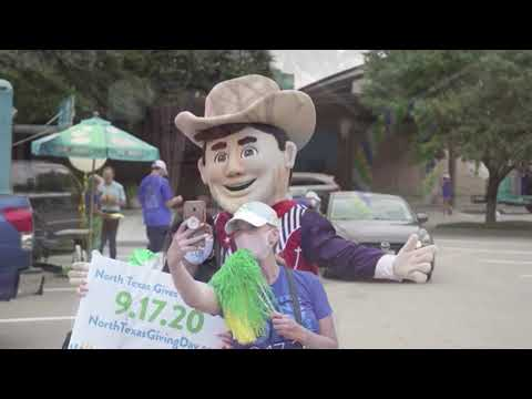 North Texas Giving Day 2020 | GIVE BIG DRIVE