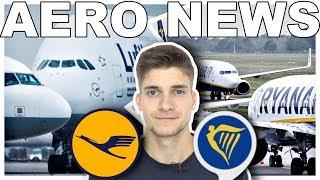 Die größte AIRLINE in EUROPA! AeroNews