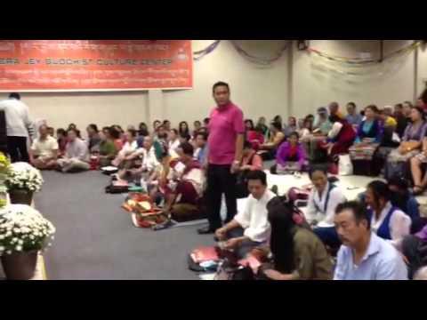 NY Choe Tsokpa at Guru Boom Tsok.