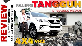 Explorasi NEW FORTUNER 4X4 VRZ New Improvement 2018 Paling Canggih Toyota Indonesia