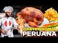 GASTRONOMIA PERUANA   TOP 10 comidas tipicas que debes degustar en tu visita al PER