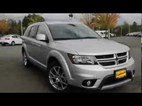 2014 Dodge Journey R T Silver Youtube