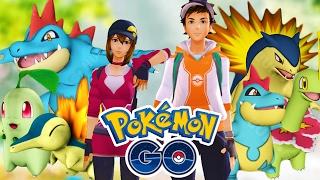 Pokemon Go Generation 2