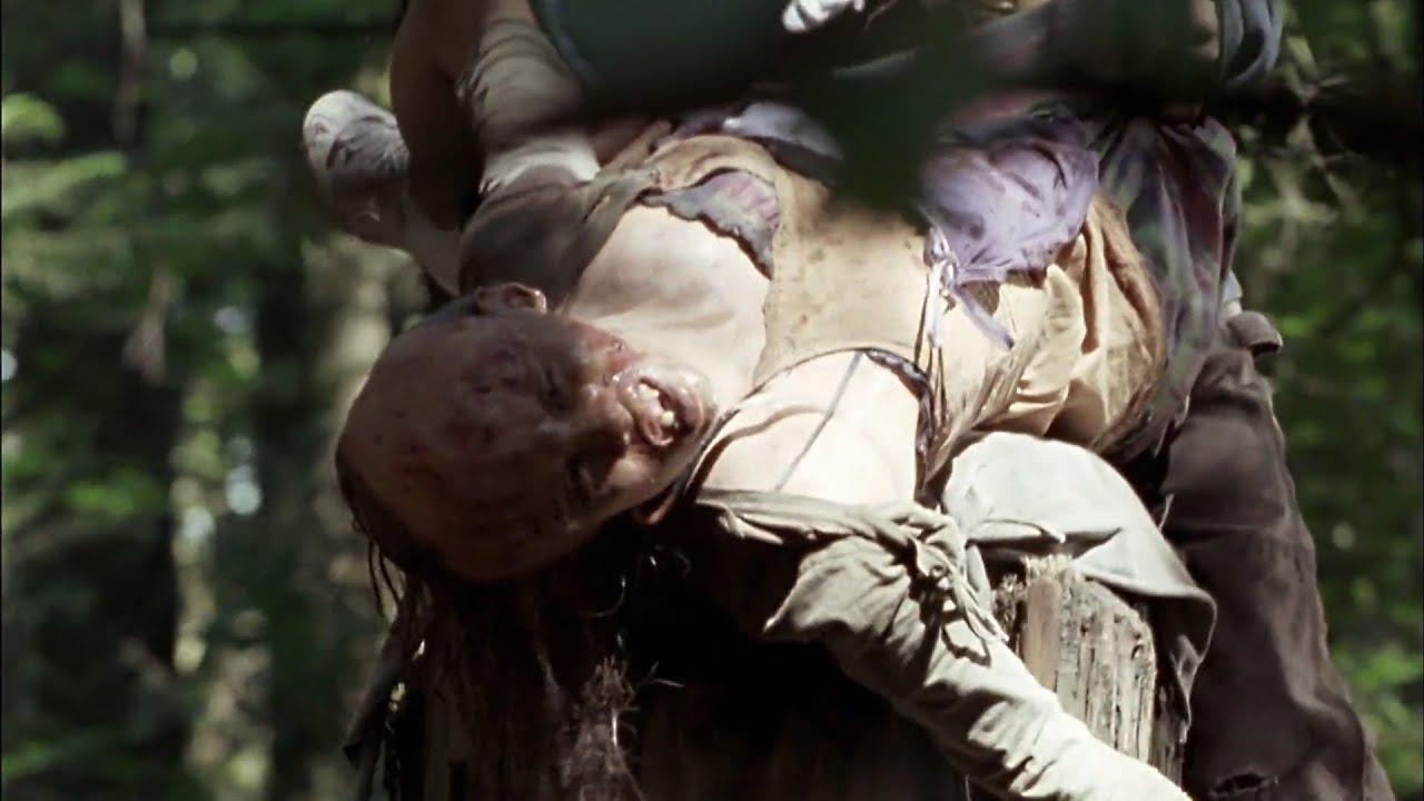 Download Wrong Turn 2: Dead End (2007) | Get Off Her! | 31kash Movie Clips