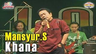 Mansyur S - Khana (Official Music Video)