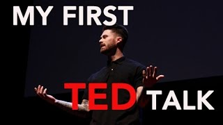 MY FIRST TED TALK VLOG