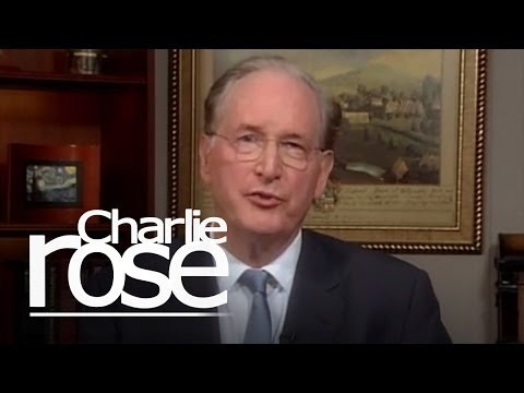 Sen Jay Rockefeller | Charlie Rose