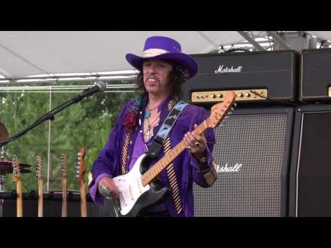 Randy Hansen Winthrop R&B Fest