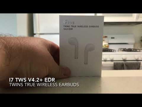 i7 TWS V4.2+ EDR pairing together