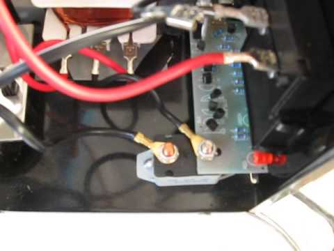 Battery Wiring Diagram Fix Repair For Broken Chicago Electric Automotive Battery