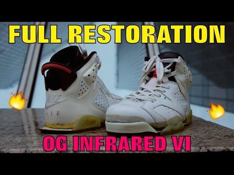 1991 OG INFRARED 6 FULL RESTORATION!!