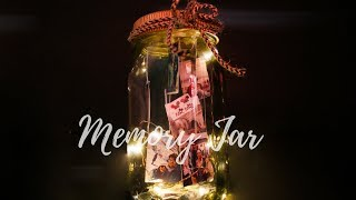 How to make fairy lights photograph Memory Jar | Amazing gift idea for Thanksgiving