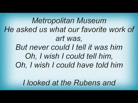 Rufus Wainwright - The Art Teacher Lyrics