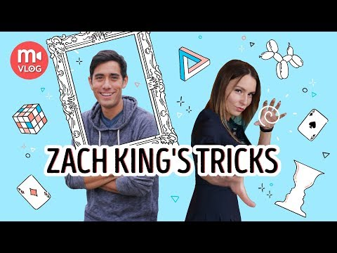 Recreating Zach King's