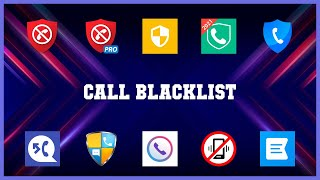 Top 10 Call Blacklist Android Apps screenshot 5