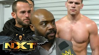 The Diamond Mine celebrate Creed Brothers' win: NXT Exclusive, Sept. 7, 2021