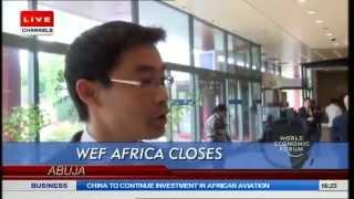 WEF Africa Plenary: Participants Speak As World Economic Forum on Africa Closes Prt1