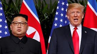Vor dem Gipfeltreffen von Trump und Kim: