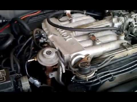 1995 Toyota 4runner 3 0 Valve Cover Replacement Video 1 Youtube