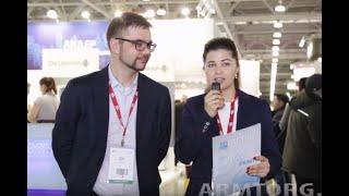 Aquatherm Moscow - 2019. Репортажи и интервью с выставки