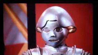 Buck Rogers Twiki the Robot Falls in Love