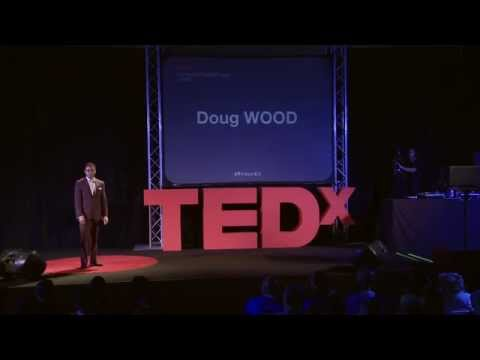 Prison to school pipeline: education as transformation | Douglas Wood | TEDxIronwoodStatePrison