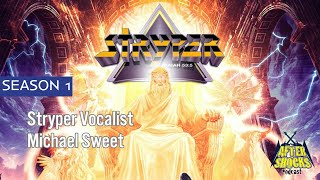 Stryper – EVEN THE DEVIL BELIEVES – The Michael Sweet Interview