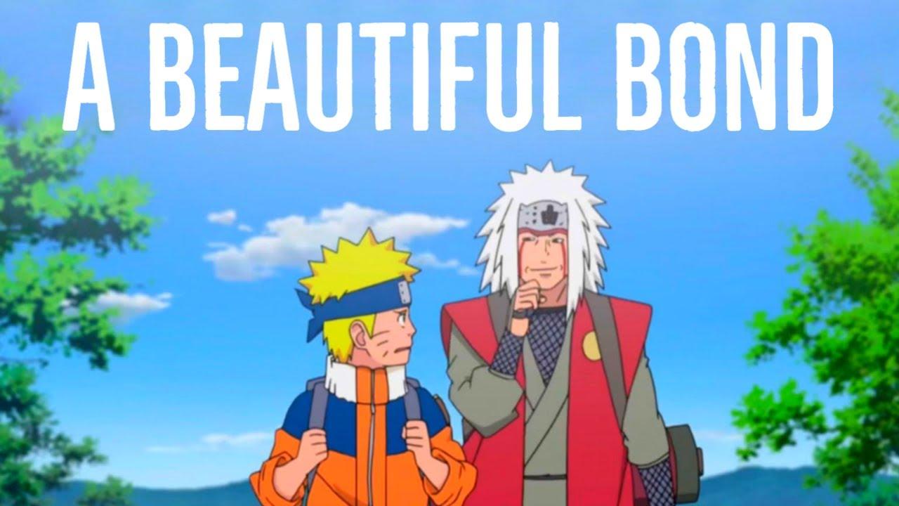 Naruto and Jiraiya - A Beautiful Bond (Naruto)