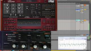 U-he DIVA Multisaw (Beta) vs Roland JP-8080 SuperSaw