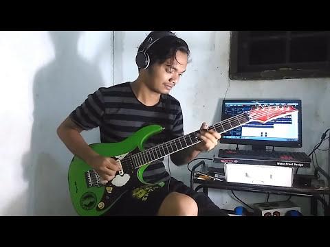 STRESS - RHOMA IRAMA, METAL GITAR VERSION
